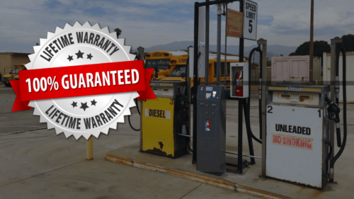 A lifetime warranty is included in our management system